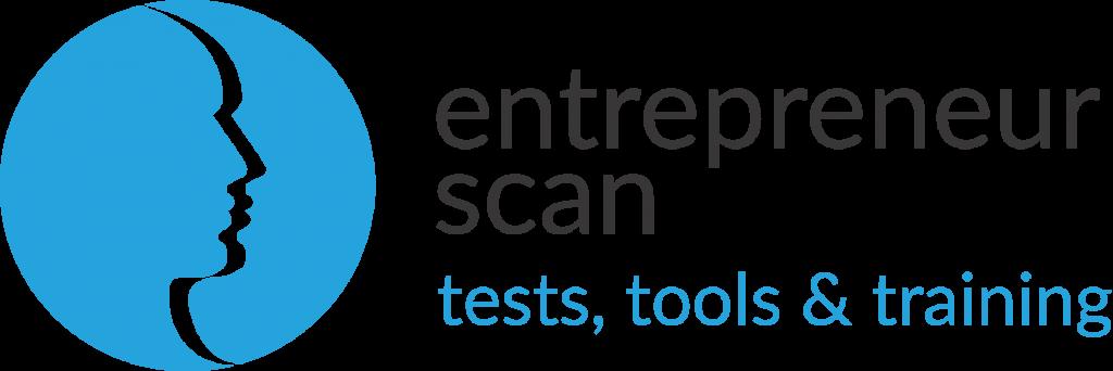 Entrepreneur Scan Test Tools & Training Logo
