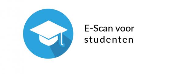 De E-Scan voor studenten geeft inzicht in de ondernemendheid van studenten binnen het keuzedeel of minor ondernemerschap.