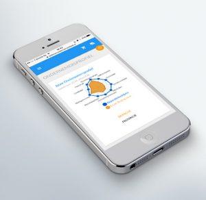 E-Scan voor studenten resultaten profiel