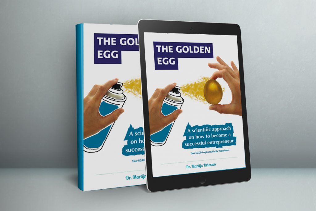 Golden egg eBook voor Entrepreneurs