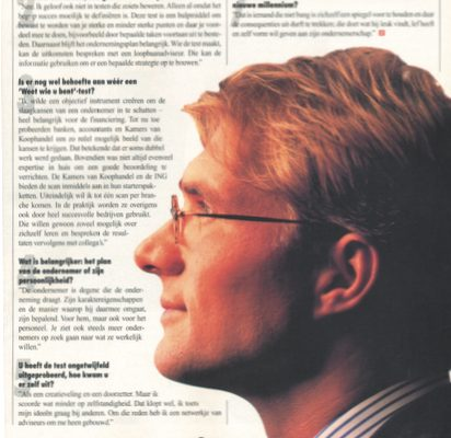 over Entrepreneur Scan in de media de zaak