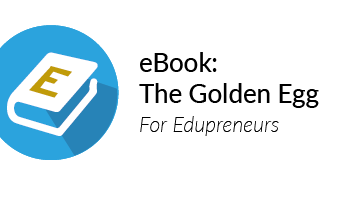eBook golden egg for edupreneurs