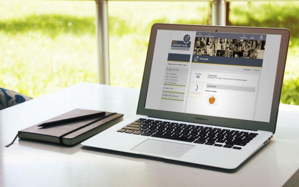 Online ondernemingsplan met E-Scan ondernemerstest
