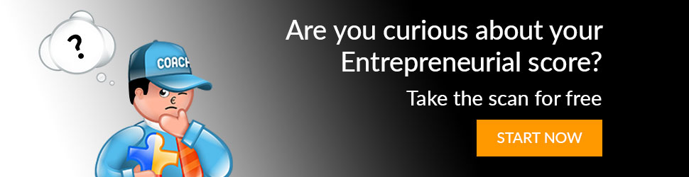 Are you curious about your Entrepreneurial score?
